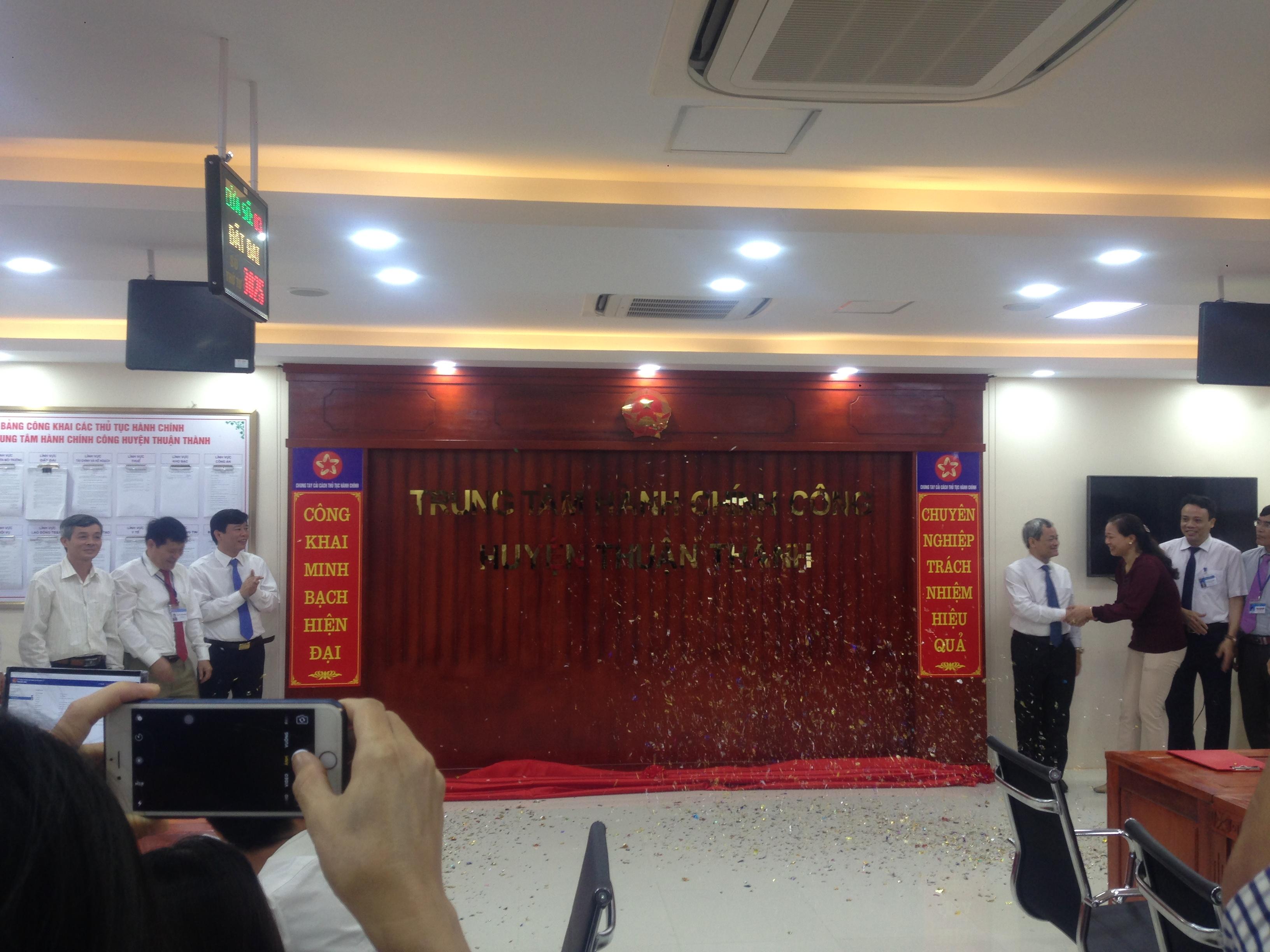 Trung tâm HCC huyện Thuận Thành