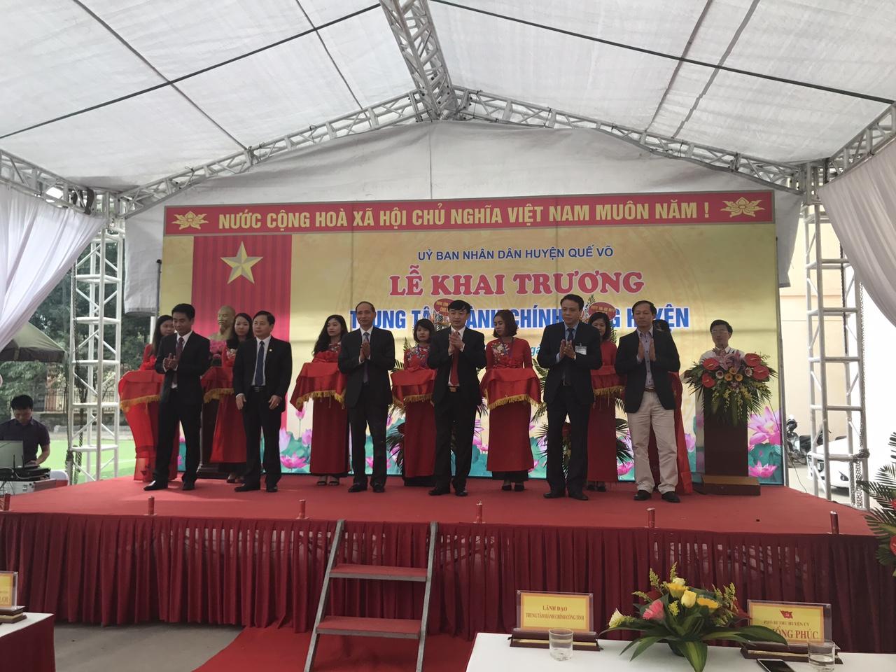 Trung tâm HCC huyện Quế Võ